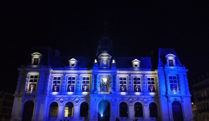 Hotel de Villle